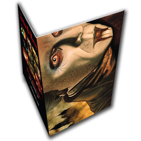 Vampire Dawn Greeting Card