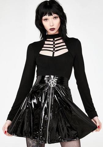 Sexy rockabilly bomb pinup dress