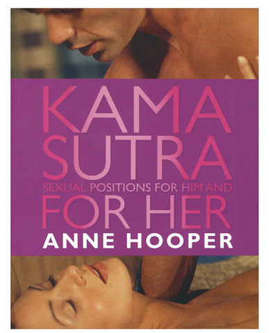 Books Instructional - iKandy's Euphoria, LLC, Anne Hooper's Kama Sutra Sexual Positions For Him & Her Book - iKandy's Euphoria, LLC, iKandy's Euphoria, LLC - iKandy's Euphoria, LLC, Penguin Random House LLC - iKandy's Euphoria, LLC