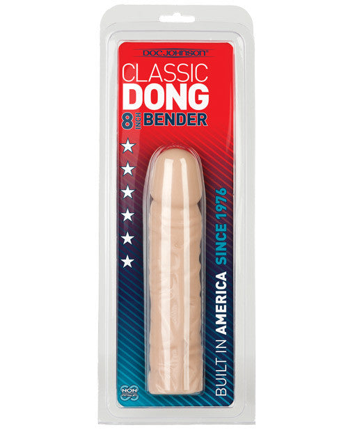 "Dongs & Dildos - iKandy's Euphoria, LLC, 8"" Bender Wire Dong - White - iKandy's Euphoria, LLC, iKandy's Euphoria, LLC - iKandy's Euphoria, LLC, Doc Johnson - iKandy's Euphoria, LLC"