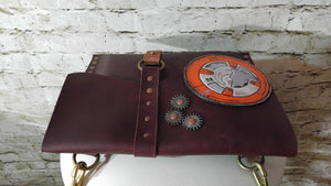 Slim notebook bag Star Wars   - Made To Order