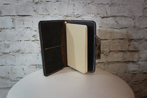 Passport cover / Travel wallet / Fieldnotes cover / Moleskin cover with fob - Made to Order