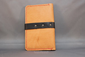 Passport cover / Travel wallet / Fieldnotes cover / Moleskin cover