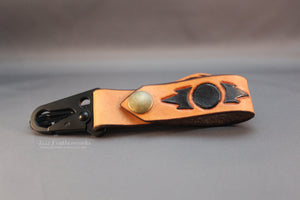 Key fob tooled - Made to Order