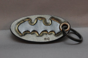 Key fob comic Batman