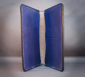 Passport cover / Travel wallet / Fieldnotes cover / Moleskin cover - Made to Order