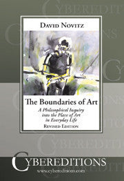The Boundaries of Art | Paperback
