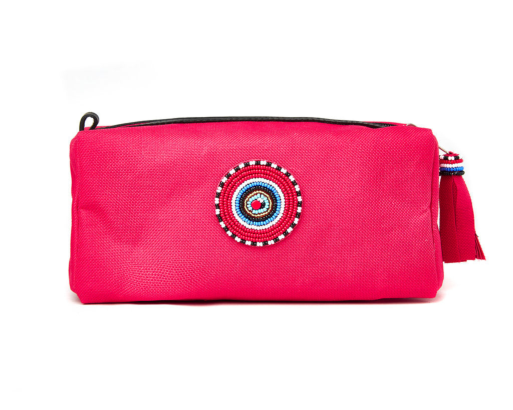 Wash Bag - red