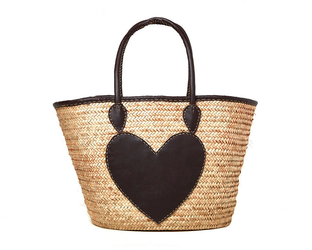 Basket - Heart