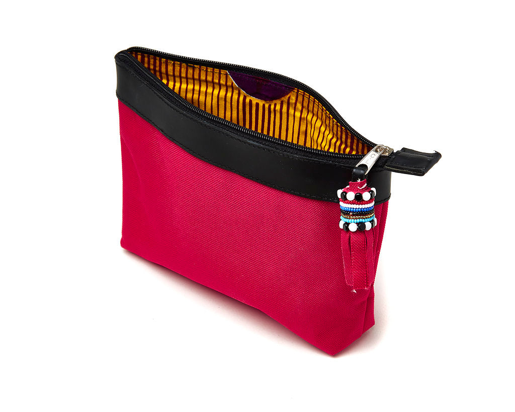 Clutch Bag - red