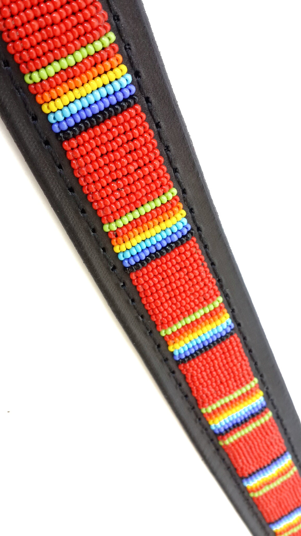 Belt - giriama red