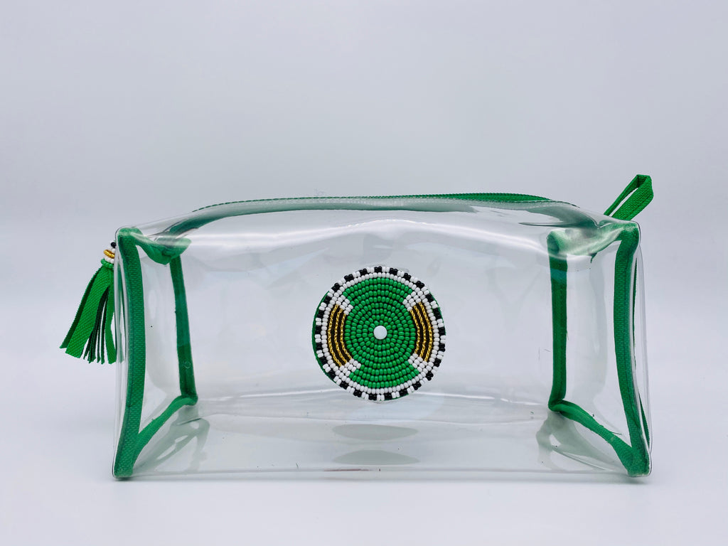 Clear Box Bag