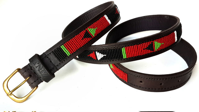 Belt - pokot black