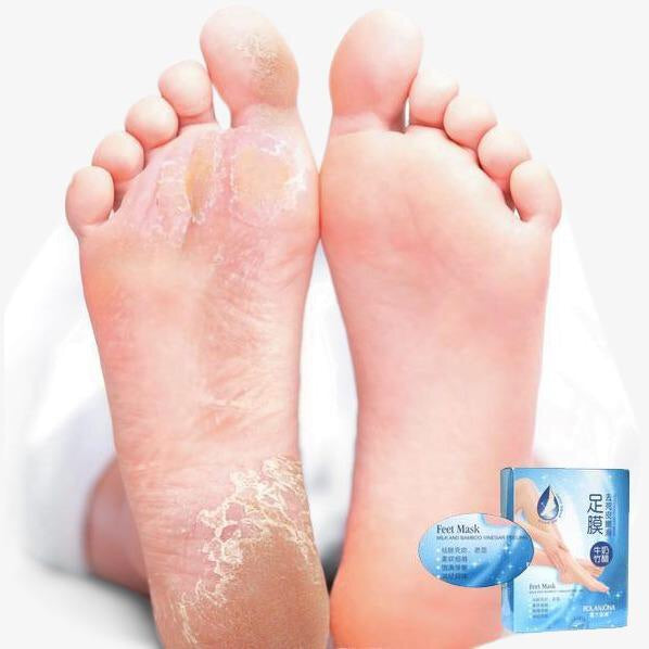 Baby Feet Foot Mask