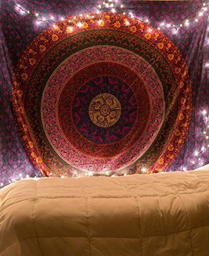 Multi Color Tapestry