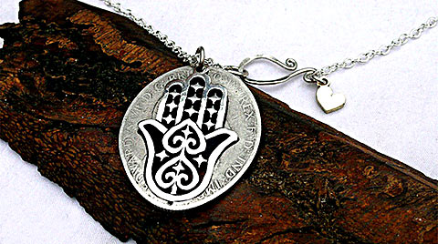 Jewelries and its meanings hamsa jewelries aloadofball Gallery