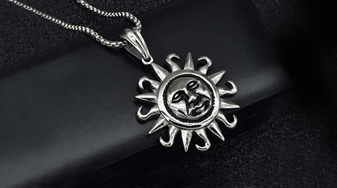 Sun Jewelry Meaning