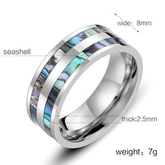 Best Abalone Shell Ring