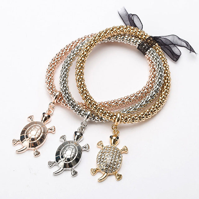 Baby Turtle Fashion Bracelets