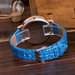 Rhinestone Blue watch fro women