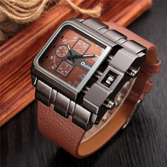 Brown watch for men