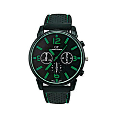 Sport Green watch for men