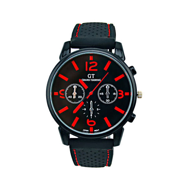 Sport Red watch for men