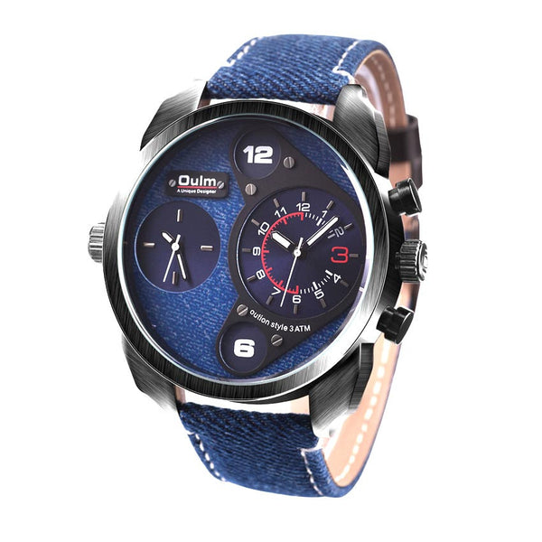 Jeans watch for men