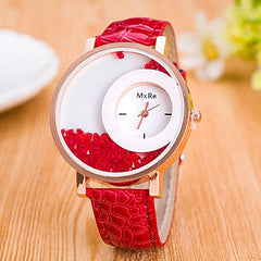 Rhinestone Watch for women