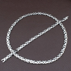 Stainless Steel Small Heart Set