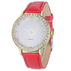 Red watch for women