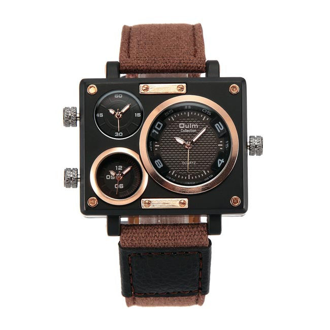 Brown Oulm Watch