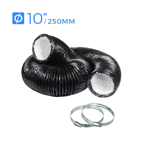 Nobel Aluminum Ducting 12in