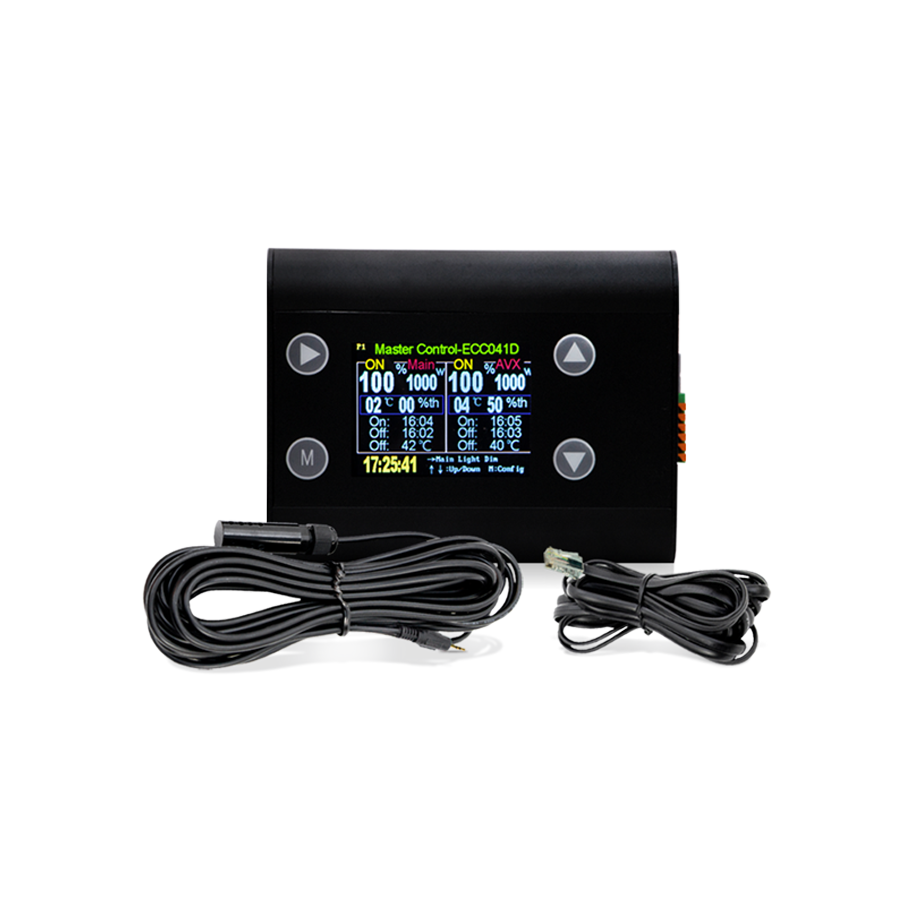 Zenith-E Z5 1000W DE Closed System Grow Green - Digital Control
