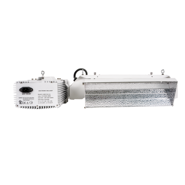 Pulsar P5 630W CMH Closed Dimmable Fixture 208-240v