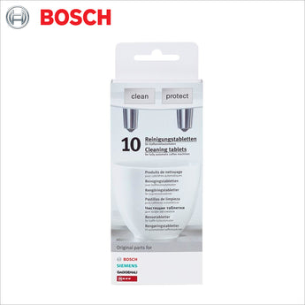 Genuine Bosch Cleaning Tablets - 311769 / 311560 / 310575 / 310967 - thecoffeefiltershop