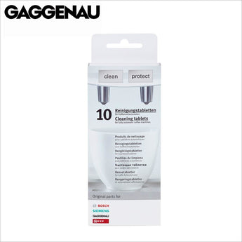 Genuine Gaggenau Cleaning Tablets - 311769 / 311560 / 310575 / 310967 - thecoffeefiltershop