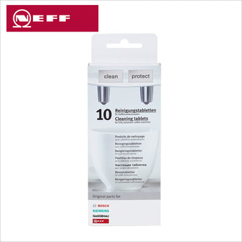 Genuine Neff Cleaning Tablets - 311769 / 311560 / 310575 / 310967 - thecoffeefiltershop