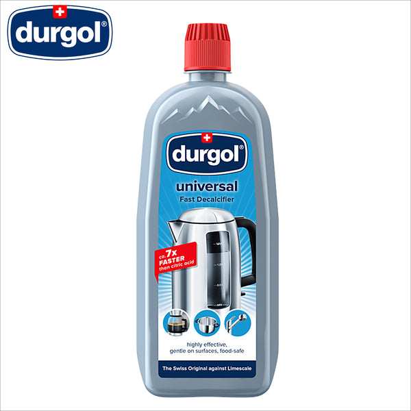 Durgol Universal Fast Decalcifier Descaler for Kettle & all Household Appliances 750ml - thecoffeefiltershop