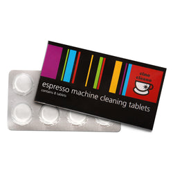 Cino Cleano Cafetto Breville Espresso Coffee Machine Cleaning Tablets - 8 Tablets