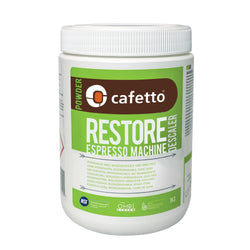 Cafetto Restore Descaler Descaling Powder OMRI Listed for Organic Use - 1KG