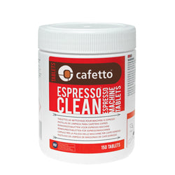 Cafetto Espresso Clean Coffee Machine Cleaning Tablets Cleaner - 150 Tablets