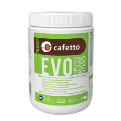 Cafetto EVO Espresso Coffee Machine Cleaner OMRI listed for organic use - 125g