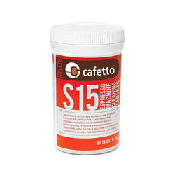 Cafetto S15 Espresso Coffee Machine Cleaning Tablets 1.5g - 60 Tablets