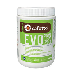 Cafetto EVO Espresso Coffee Machine Cleaner OMRI listed for organic use - 500g