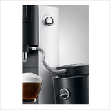 Jura Milk Pipe With Stainless Steel Casing - HP1 - thecoffeefiltershop