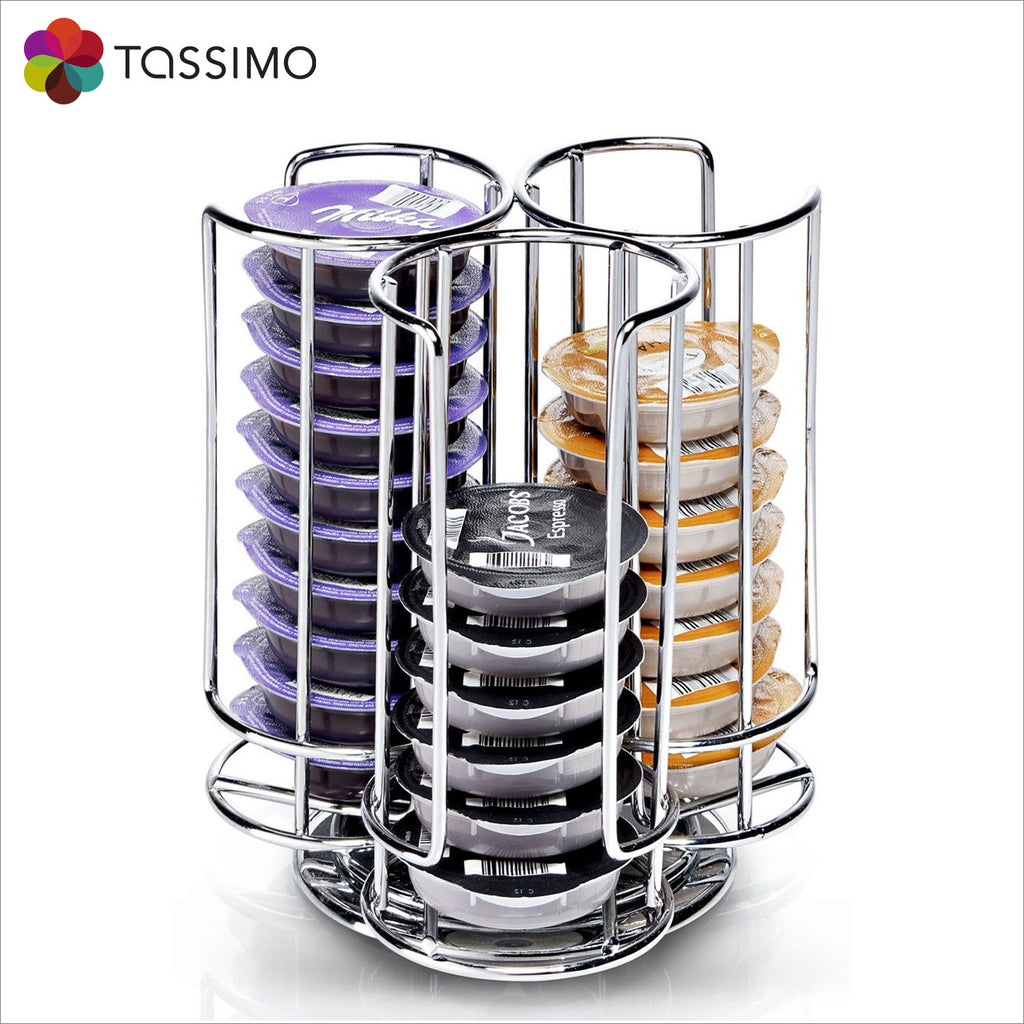 tassimo bosch t disc holder dispenser 32 pods. Black Bedroom Furniture Sets. Home Design Ideas