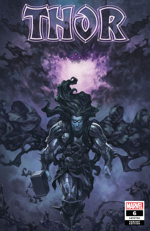 THOR #6 BY SKAN SRISUWAN VARIANTS,  - Slab City Comics - UK Comic Shop