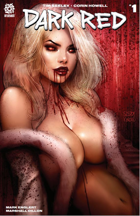 Dark Red Special Edition Ryan Kincaid & Nathan Szerdy Variant!,  - Slab City Comics - UK Comic Shop