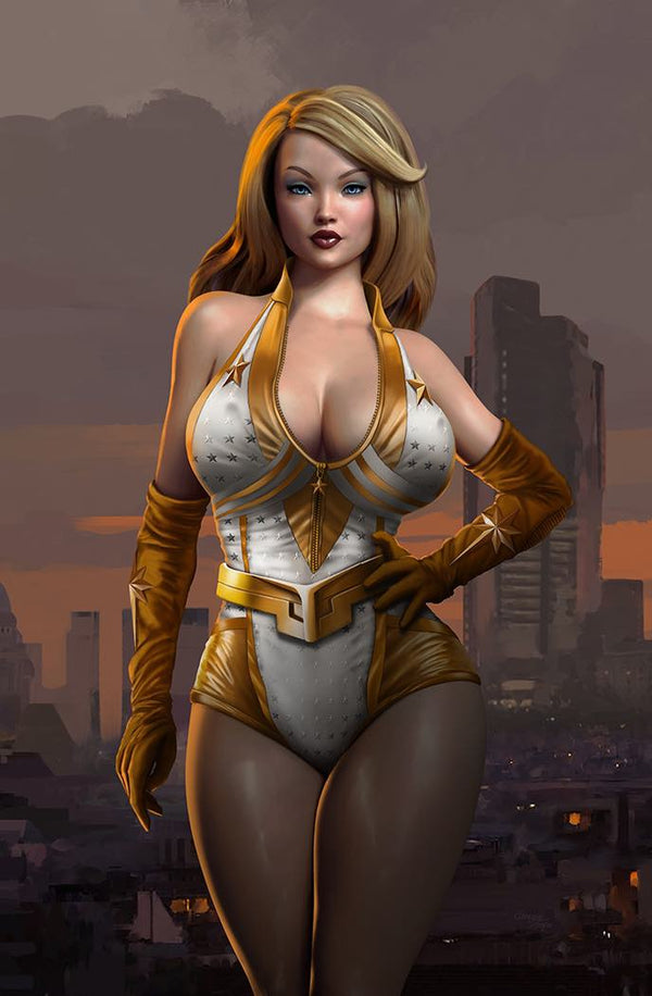 Patriotika #1 Giorgos Tsolis Starlight Cosplay Variants,  - Slab City Comics - UK Comic Shop